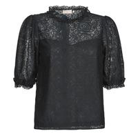 Vêtements Femme Tops / Blouses Moony Mood ABBEILHANS Noir