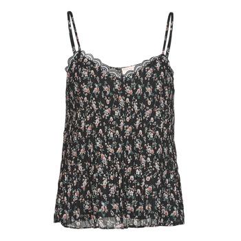 Vêtements Femme Tops / Blouses Moony Mood ABERES Noir / Multicolore