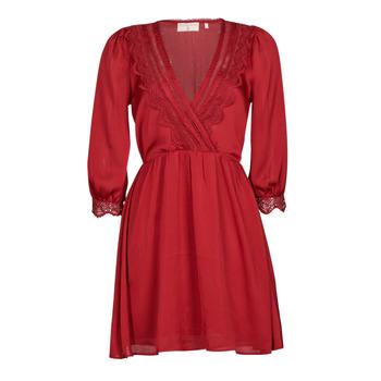 Vêtements Femme Robes courtes Moony Mood ABIDOSE Rouge