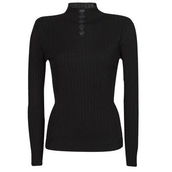 Vêtements Femme Pulls Moony Mood PABJATO Noir