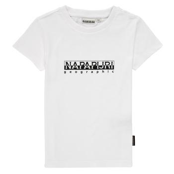 T-shirt enfant Napapijri S-BOX SS
