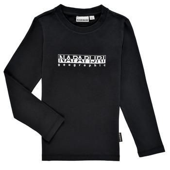 T-shirt enfant Napapijri S-BOX LS