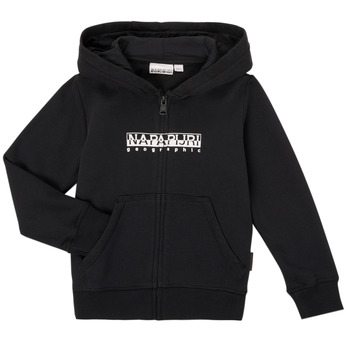 Vêtements Garçon Sweats Napapijri B-BOX FZH Noir
