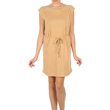 Vêtements Femme Robes courtes Majestic CAMELIA Beige