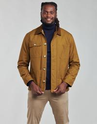 Vêtements Homme Blousons Selected SLHSUST Marron