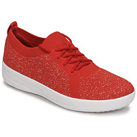 Chaussures Femme Baskets basses FitFlop F-SPORTY Rouge