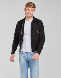 Vêtements Homme Blousons Schott FORREST Noir