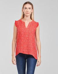 Vêtements Femme Tops / Blouses Only ONLVIOLETTE Orange