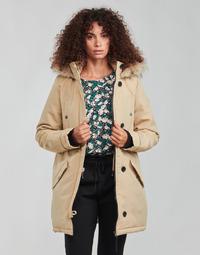 Vêtements Femme Parkas Vero Moda VMEXCURSIONEXPEDITION Beige