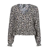 Vêtements Femme Tops / Blouses Vero Moda VMSALINA Noir