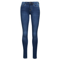 Vêtements Femme Jeans slim Only ONLROYAL Bleu foncé