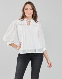 Vêtements Femme Tops / Blouses Only ONLMADONNA Blanc