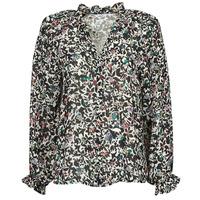 Vêtements Femme Tops / Blouses Only ONLMELINA Noir / Multicolore