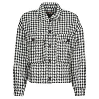 Vêtements Femme Vestes / Blazers Moony Mood ABLAINCOURS Noir / Blanc
