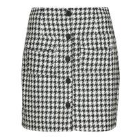 Vêtements Femme Jupes Moony Mood PABLEIGES Noir / Blanc