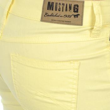 Mustang Jasmin cropped Jaune