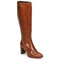 Chaussures Femme Bottes ville Fericelli PACHA Marron