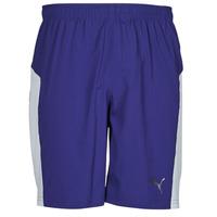 Vêtements Homme Shorts / Bermudas Puma WV RECY 9SHORT Bleu / Blanc