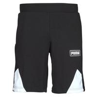 Vêtements Homme Shorts / Bermudas Puma RBL SHORTS Noir / Blanc