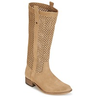 Chaussures Air max tnFemme Bottes ville Betty London DIVOUI Camel