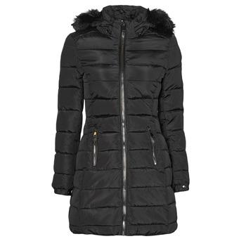 Vêtements Femme Doudounes Moony Mood PABRIES Noir