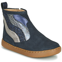 Chaussures Fille Boots Shoo Pom PLAY WAVES Bleu