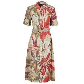 Vêtements Femme Robes longues Desigual KATE Multicolore