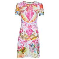 Vêtements Femme Robes courtes Desigual TATTO Multicolore