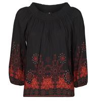 Vêtements Femme Tops / Blouses Desigual EIRE Noir / Rouge