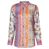 Vêtements Femme T-shirts manches longues Desigual BOHO Multicolore