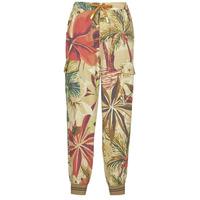 Vêtements Femme Pantalons fluides / Sarouels Desigual TOUCHE Multicolore