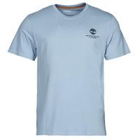 Vêtements Homme T-shirts manches courtes Timberland CC ST TEE Bleu