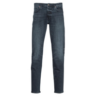 Vêtements Homme Jeans slim Jack & Jones JJIMIKE Noir