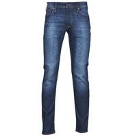 Vêtements Homme Jeans slim Jack & Jones JJIGLENN Bleu medium