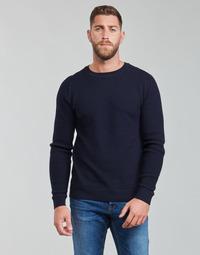 Vêtements Homme Pulls Jack & Jones JPRBLADUSTIN Marine