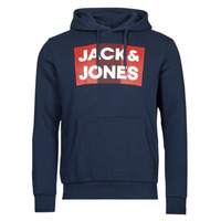 Vêtements Homme Sweats Jack & Jones JJECORP Marine