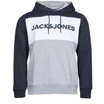 Vêtements Homme Sweats Jack & Jones JJELOGO Marine