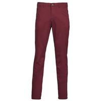 Vêtements Homme Chinos / Carrots Jack & Jones JJIMARCO Bordeaux