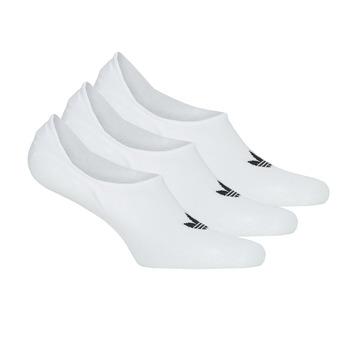 Sous-vêtements Socquettes adidas Originals LOW CUT SOCK X3 Blanc