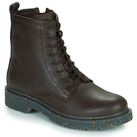 Chaussures Femme Boots Dream in Green PARBOL Marron