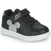 Chaussures Enfant Baskets basses Disney MICKEY Noir