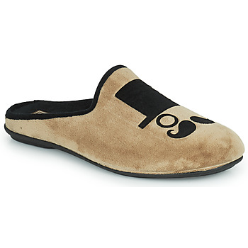 Chaussures Homme Chaussons Rondinaud SEMOUSE Taupe