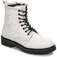 Chaussures Femme Boots Fericelli PARMA BLANC