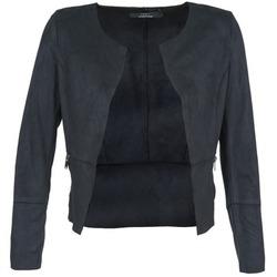 Vêtements Femme Vestes en cuir / synthétiques Only KIM Marine