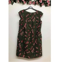 Vêtements Femme Robes courtes Fashion brands CERISIER-1533-KAKI Kaki