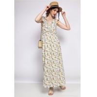 Vêtements Femme Robes courtes Fashion brands R182-BEIGE Beige