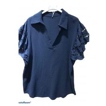 Vêtements Femme Tops / Blouses Fashion brands 310311-NAVY Marine