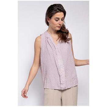 Vêtements Femme Tops / Blouses Fashion brands TP25-PINK Rose
