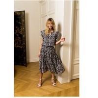 Vêtements Femme Tops / Blouses Fashion brands CK08138-MARINE Marine