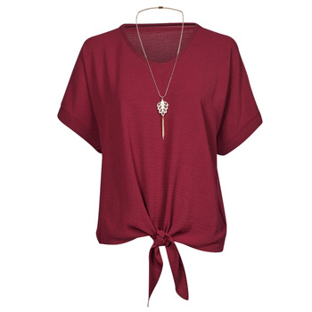 Vêtements Femme Tops / Blouses Fashion brands BY32-PINK Rose